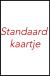 Standaard Carmosijnkaartje